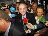 El expresidente del Betis, Manuel Ruiz de Lopera, ante el juez