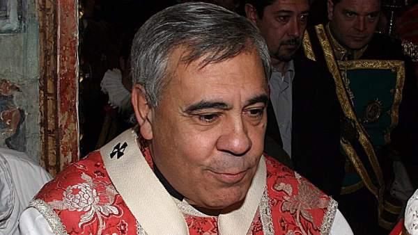 Francisco Javier Martínez, arzobispo Granada