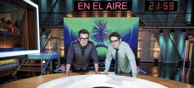 Andreu Buenafuente y Berto Romero
