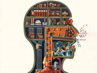 'Der Mensch als Industriepalast' ('The Man as Industrial Palace')