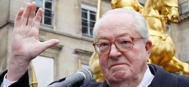 Jean Marie Le Pen.