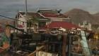 Filipinas una semana después del tifón