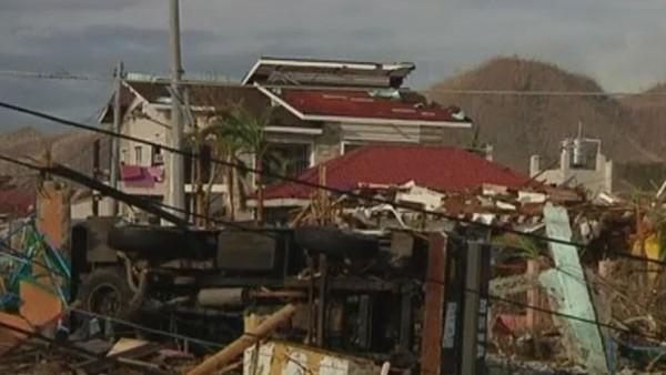 Filipinas tras el tifón