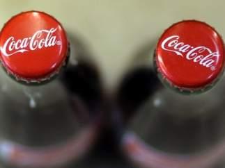Chapas de Coca-Cola