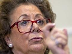 """Rita Barberá: """"En estas condiciones, es más prudente no ir al Senado"""""""