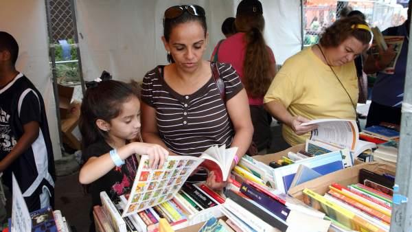 Feria del Libro de Miami 2013
