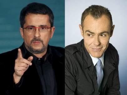 Andreu Buenafuente y Jordi González