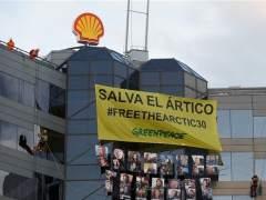 Greenpeace en Shell