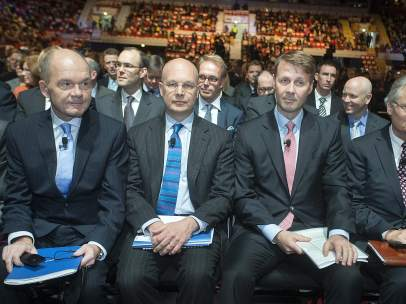 Junta de accionistas de Nokia