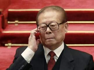 Orden de detención contra un expresidente chino