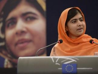 Malala, premiada