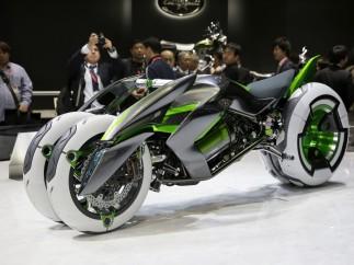Prototipo de Kawasaki