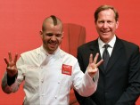 David Muñoz, chef del restaurante DiverXO