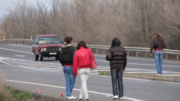 prostituirse prostitutas de valladolid