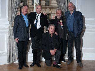 Los Monty Python, juntos de nuevo