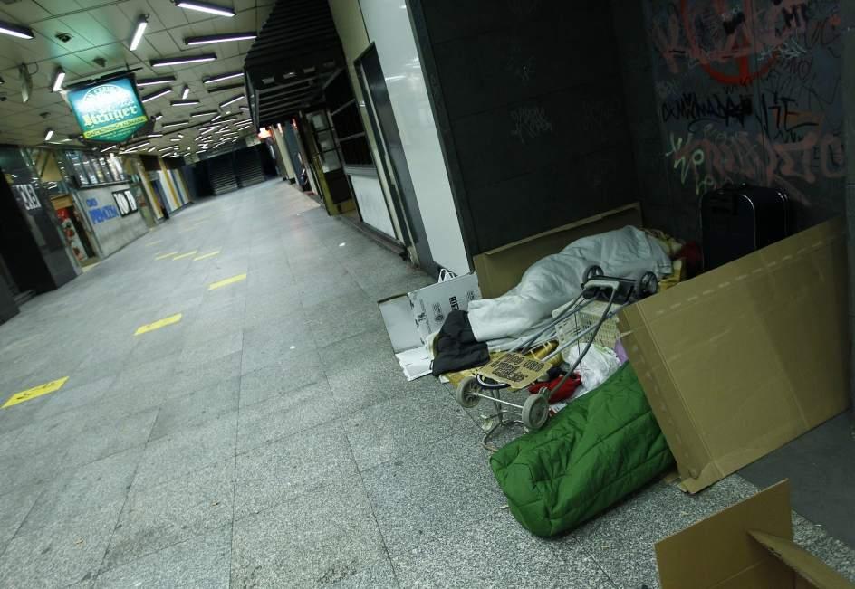 El housing first 39 o como dar un hogar a los sin techo for Plaza los cubos madrid