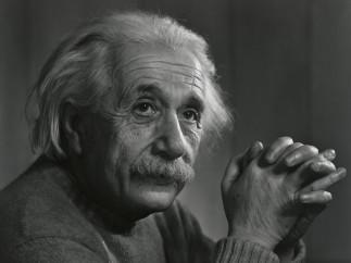 Albert Einstein, 1948
