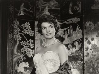 Jacqueline Kennedy, 1957