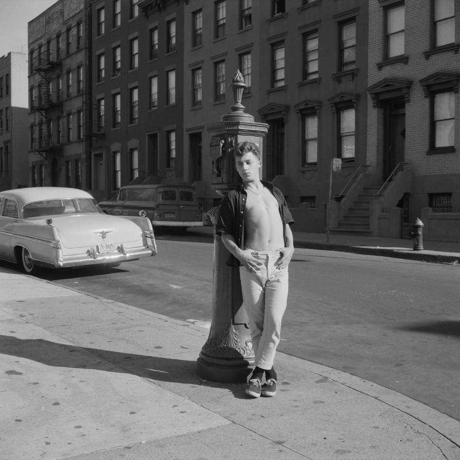 Chicos de brooklyn retratados como 39 semidioses 39 en fotos - Fotografia desnudo masculino ...
