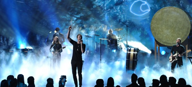 Imagine Dragons, en escena