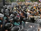 Manifestaciones antigubernamentales en Tailandia