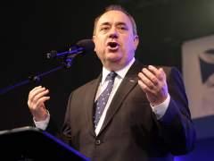 Alex Salmond, ministro principal de Escocia