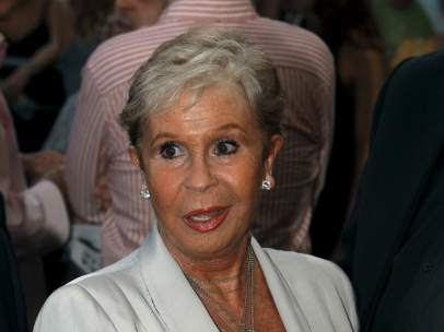 Lina Morgan, en 2010.
