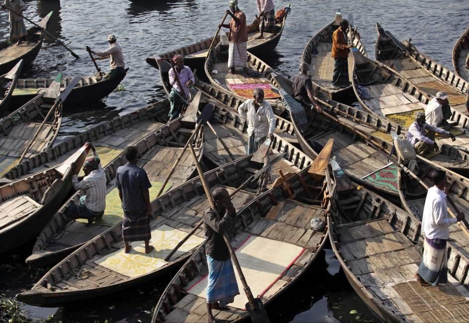 Protestas en Bangladesh por las elecciones