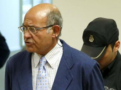 Gerardo Díaz Ferrán, ante el juez