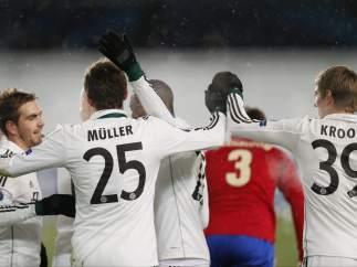 CSKA - Bayern