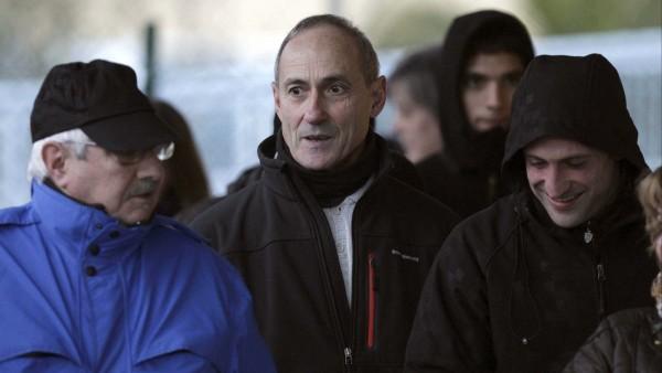 El etarra José Gabriel Zabala Erasun sale de prisión