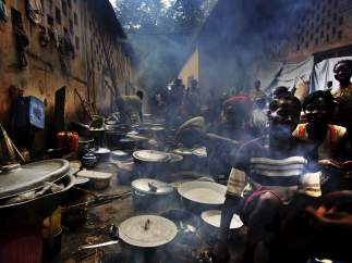 Crisis humanitaria en República Centroafricana