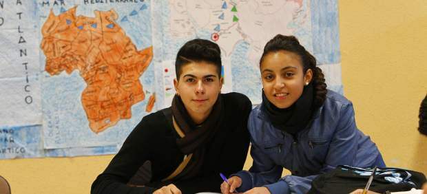 Manuel y Omayma