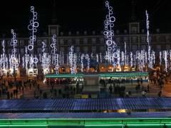 Las luces de Navidad se encender�n en Madrid este viernes