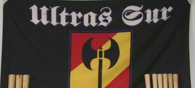 Ultras Sur y Boixos Nois, incluidos en la lista oficial de grupos radicales en el fútbol