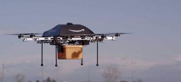 Octocóptero de Amazon