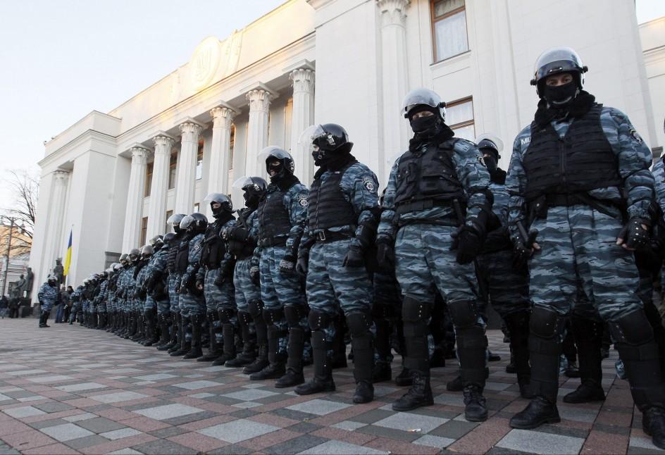 Siguen las protestas en Ucrania a favor de la UE