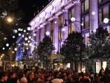 Oxford Street se viste de Navidad