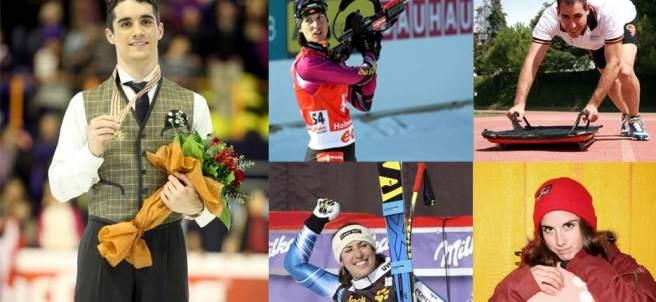 Cinco bazas españolas para Sochi 2014