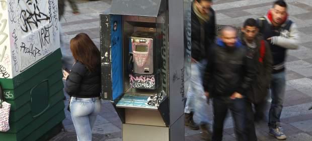 Prostitutas ejerciendo en la calle