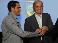 Contador y Tinkov