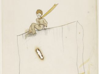 'Drawing for The Little Prince' -1