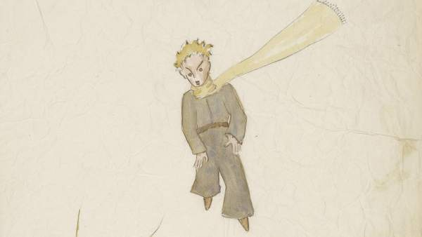 'Drawing for The Little Prince' -3
