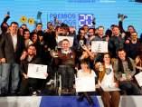 Ganadores de los VII Premios 20Blogs