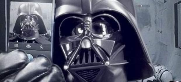 Darth Vader inaugura el perfil de Star Wars en Instagram con una original fotografía