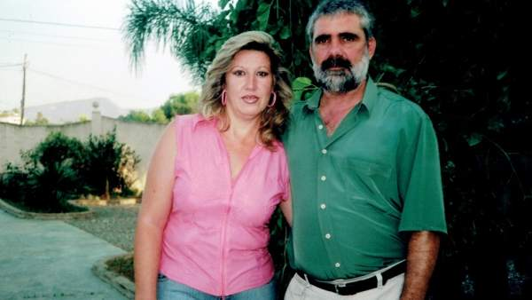 Lucía Garrido y Manuel Alonso