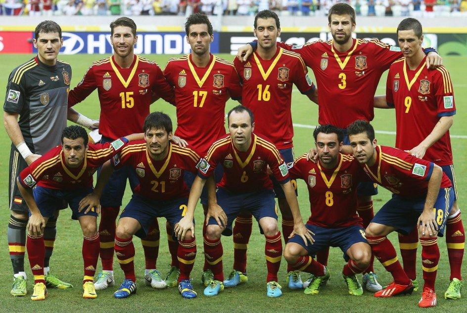 Fotos  Las selecciones del Mundial de Fútbol de Brasil  f002848fdbad9