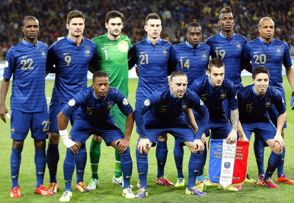 Las selecciones del Mundial de Fútbol de Brasil d94247bef36bb