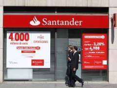 Oificina del Santander