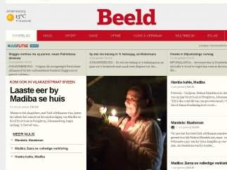 Beeld, el diario afrikaans